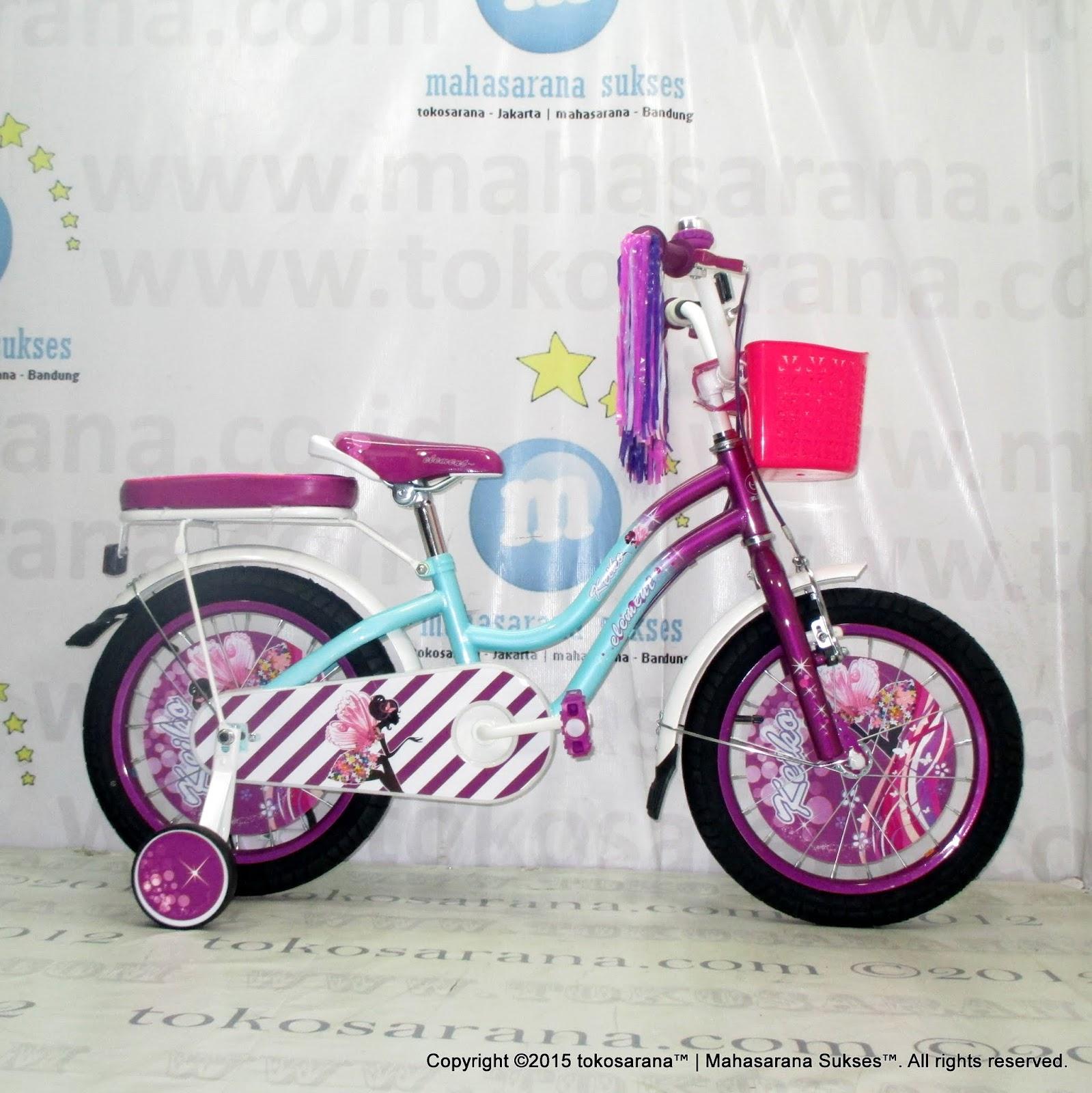 Sepeda Anak Element Keiko 16 Inci News Untuk Anak Anda