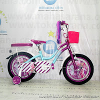 16 Inch Element Keiko Kids Bike