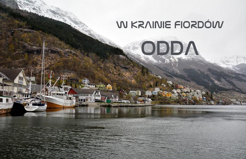 Odda - atrakcje turystyczne w Norwegii