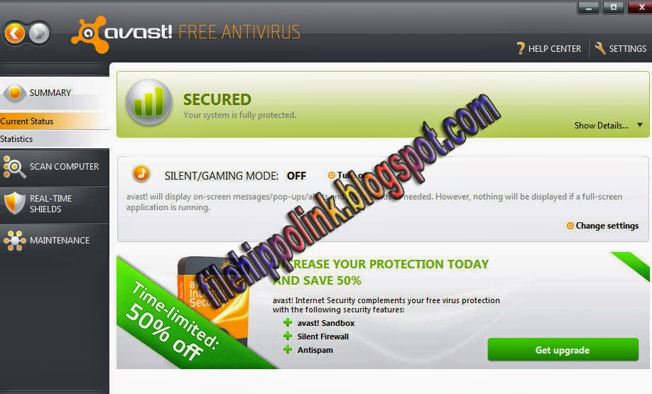 how to install avast anti-virus crack