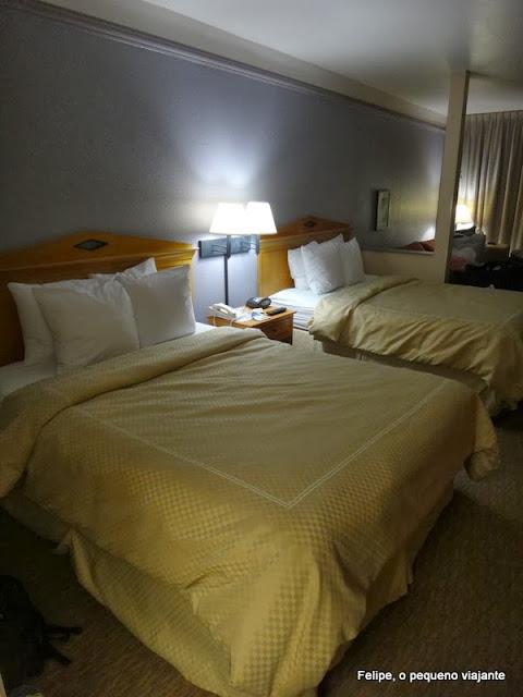"""Clarion Suites Kissimmee, nossa """"casinha"""" em Orlando"""