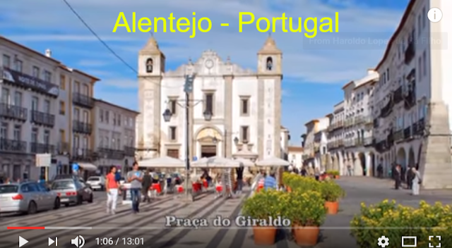 Alentejo , Portugal is the best garden to discover