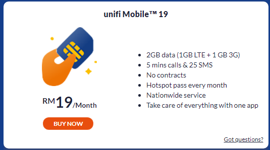 Plan Data Unifi Mobile Berbaloi ke? 1