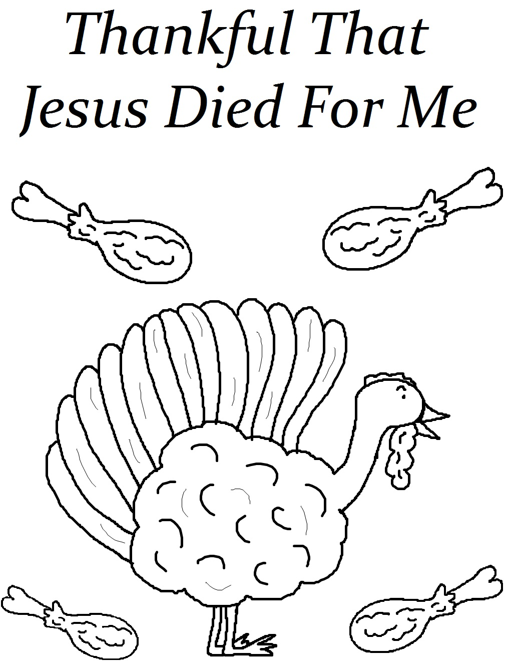free christian thanksgiving coloring pages - photo#16