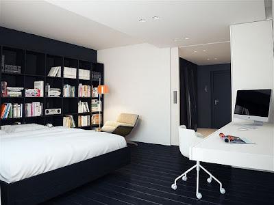 Gaya Minimalis yang Manis Untuk Desain Interior