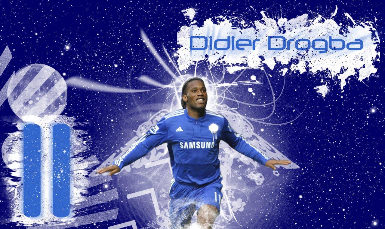 Ricardo Kaka Hd Wallpapers Top Footballer Wallpaper Didier Drogba Chelsea Wallpapers
