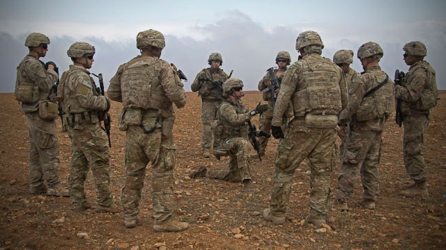 US Defeat in Syria Transforms into Campaign of Spite