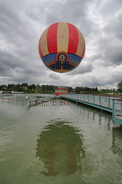 Lago Disney en Disney Village