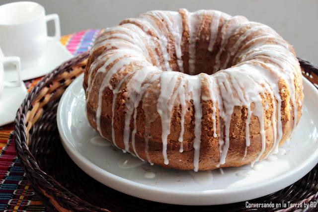 Torta de nueces