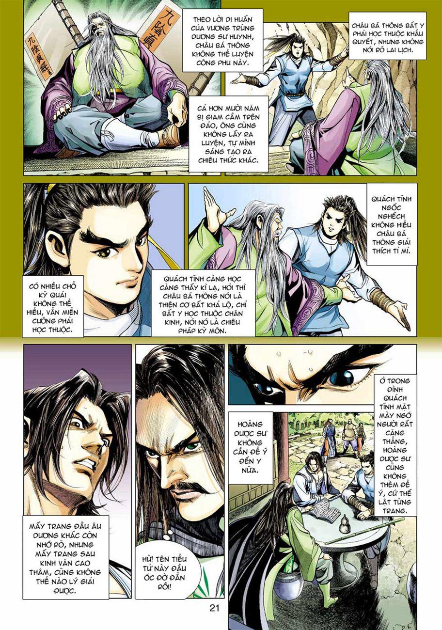 Anh Hùng Xạ Điêu anh hùng xạ đêu chap 47 trang 21