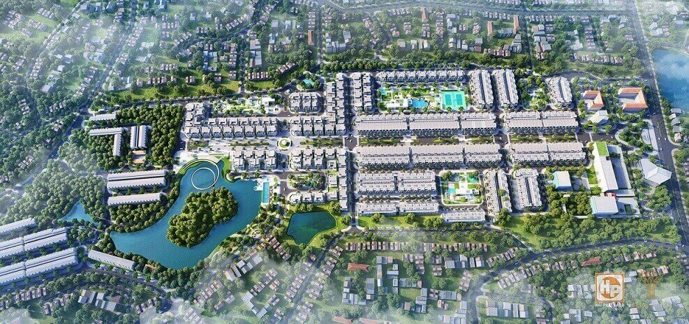 Công ty cổ phần thương mại Thái Hưng – Chủ đầu tư dự án Crown Villas