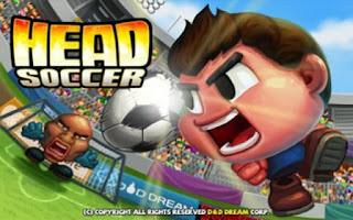 Game Sepak Bola Android / IOS Terbaik dan Terpopuler - Head Soccer