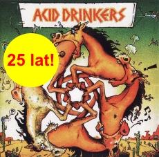 "Acid Drinkers - 25 lat ""Vile Vicious Vision"""