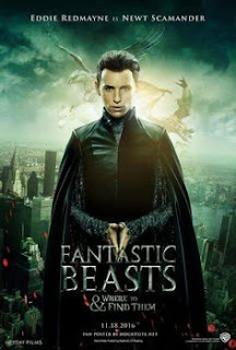 Fantastic Beasts and Where to Find Them 2016 DVDRip torrent thumbnail