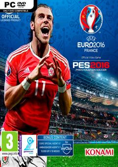 UEFA Euro 2016 Francia PC Full Español ISO