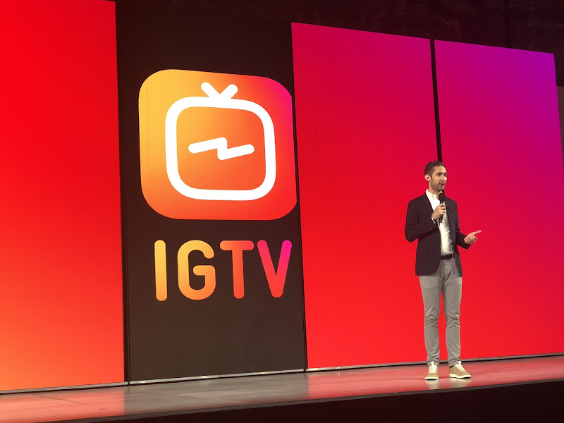 Instagram is pitching IGTV ads for creators