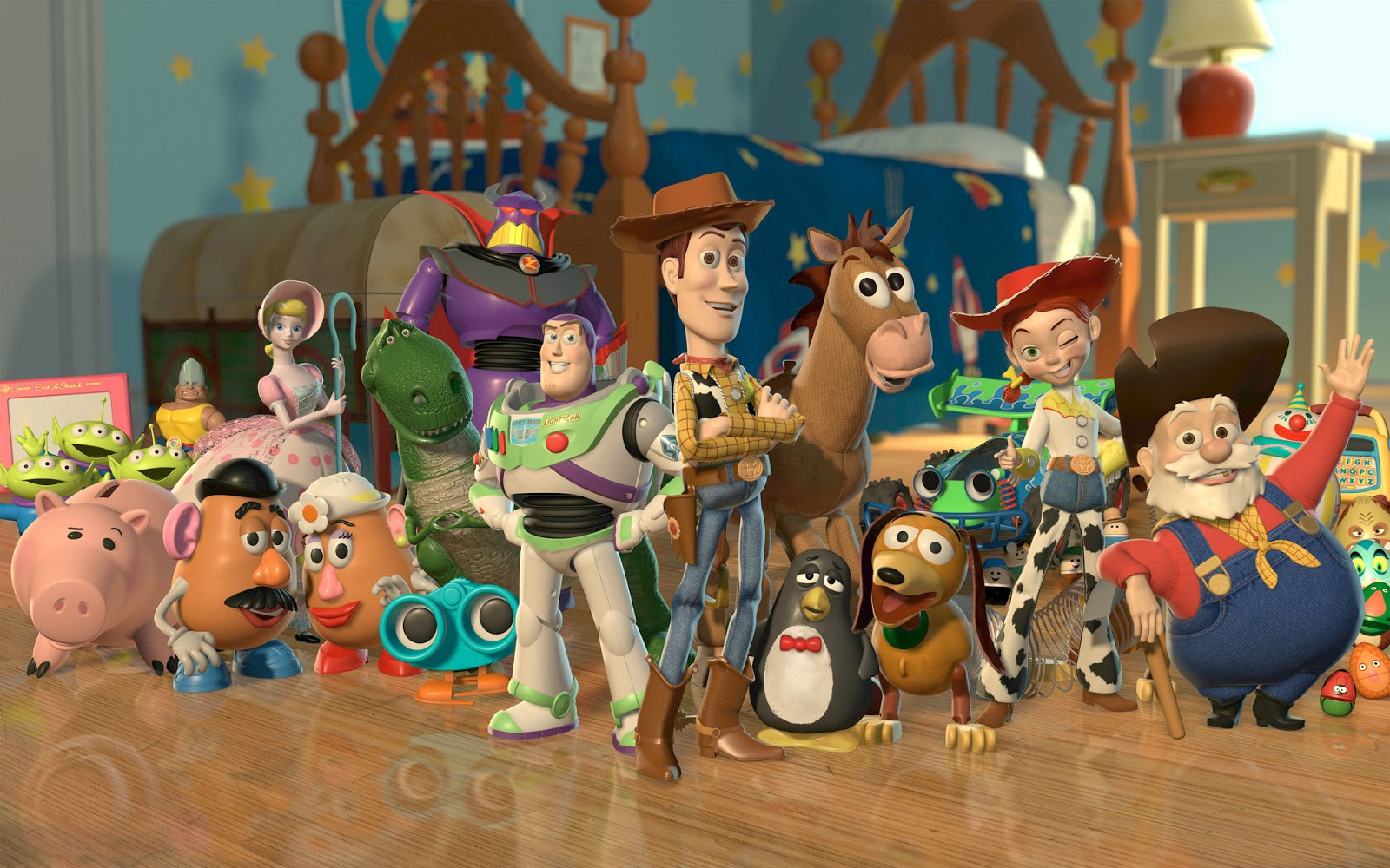 Top 10 Toy Story Toys That Need to be Made