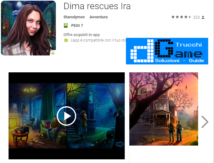 Soluzioni Dima Rescues Ira di tutti i livelli | Walkthrough guide