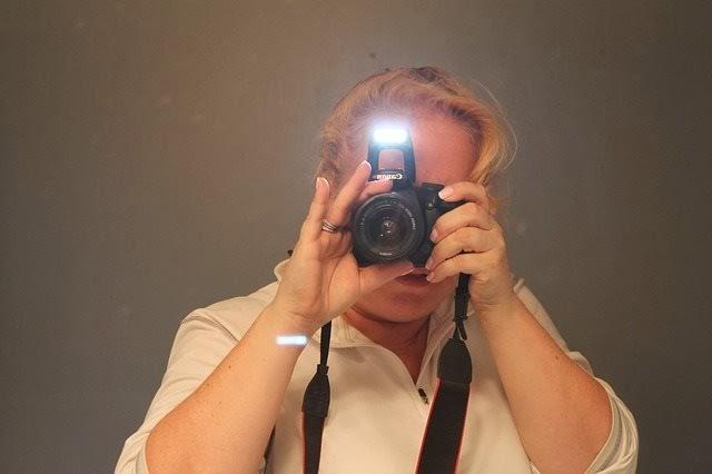 Truques para os olhos não ficarem vermelhos na foto - 640x426