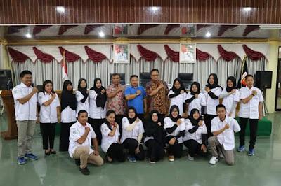 Pemkab Sambut Tim Nusantara Sehat Angkatan 10 di Lambar
