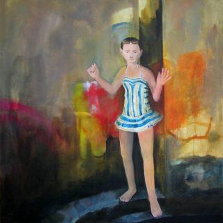 Чешская художница. Iva Skrivankova