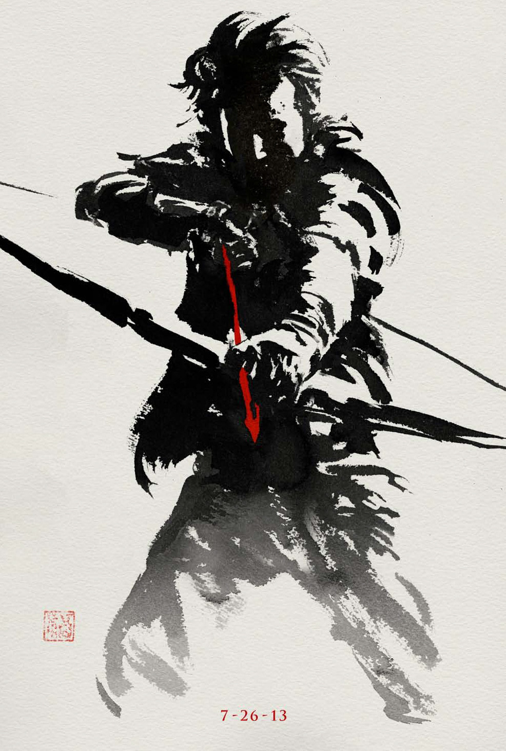 Will Yun Lee as Kenuichio Harada or Silver Samurai