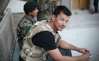 captured British journalist John Cantlie in new ISIS video