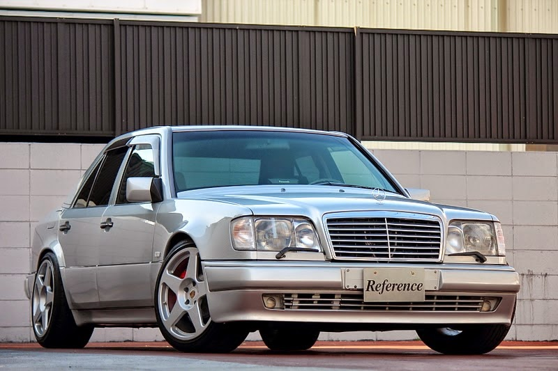 1995 mercedes benz w124 e500 limited edition benztuning. Black Bedroom Furniture Sets. Home Design Ideas