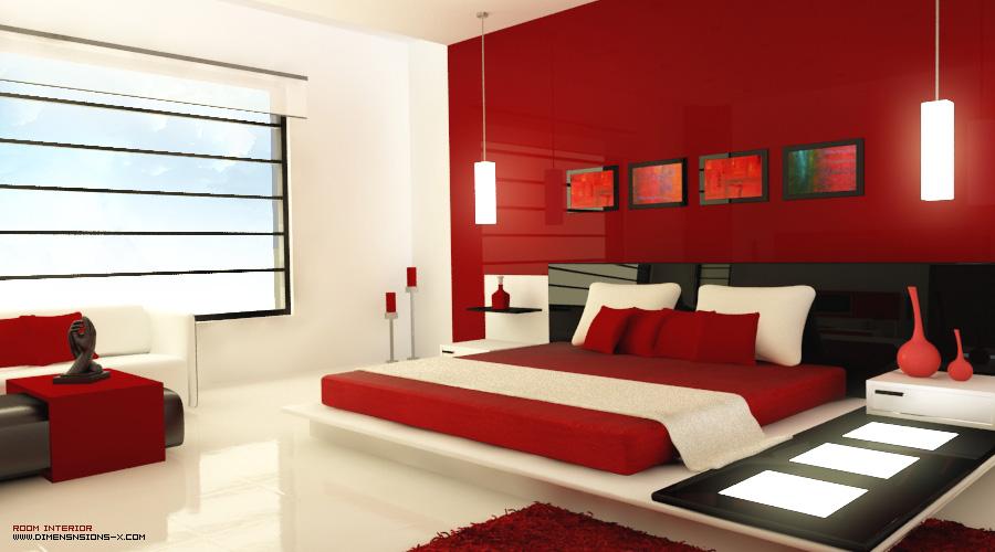 Sangat2 This Combination White And Red Colour Sngt Tapi Tak Sesuai Untuk Bilik Tidur Jawabnya