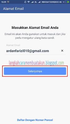 Cara Mendaftar Facebook Dengan Cepat Lewat Aplikasi Android