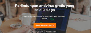 Cara download dan install software anti virus