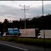 EN VIDEO Así son las colas que hacen los conductores para adquirir gasoil en Trujillo