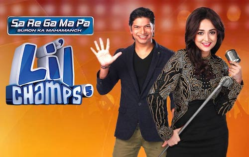 Sa Re Ga Ma Pa Lil Champs 23 April 2017 HDTV 480p 250MB