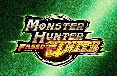 Download Monster Hunter Freedom Unite PPSSPP iso terbaru 2017