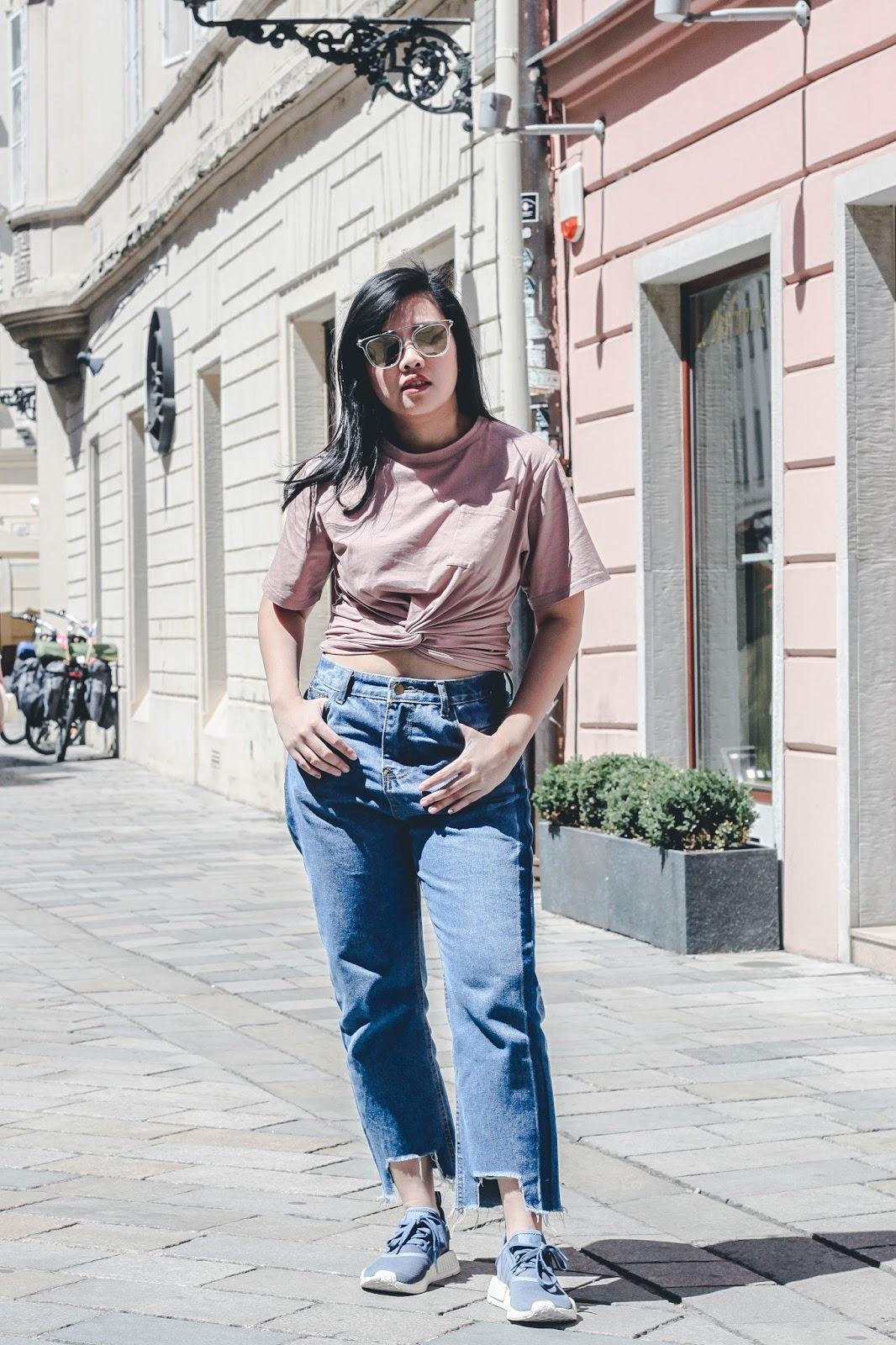 singapore blogger style street photography look book denim tshirt adidas wiwt ootd photographer travel holiday summer europe hypebeast chic