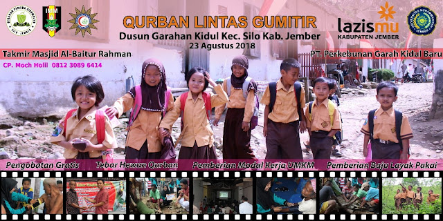 Banner Qurban Lintas Gumitir