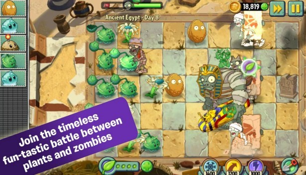 Plants Vs Zombies 2 v5.3.1 Mod Apk + Data