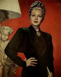 Lana Turner In Color