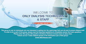 Click on my picture to join my new Dialysis Facebook Group.