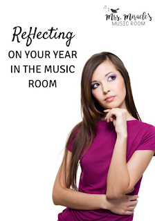 Reflecting on your year in the music room: Thoughts about classroom decor, music technology, and more!