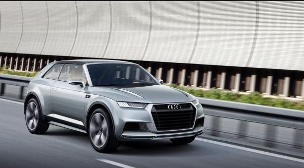 2018 Audi Q9 Powertrain Upgrade