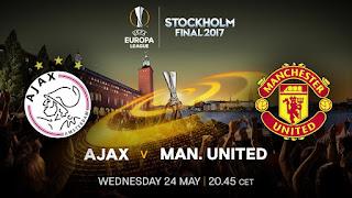 Europa League: Μάντσεστερ Γιουνάιτεντ-Αγιαξ στον τελικό. (BINTEO)