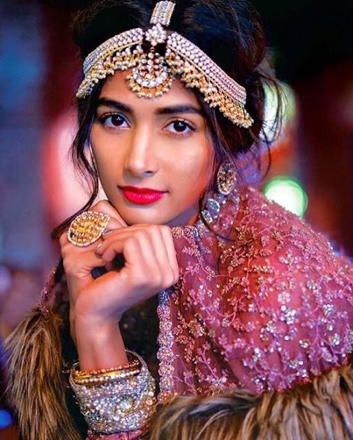 Matha Patti for Bride