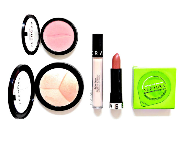 Sephora Bright Future Gel Concealer, Sephora Private Jet, Sephora Love Sick
