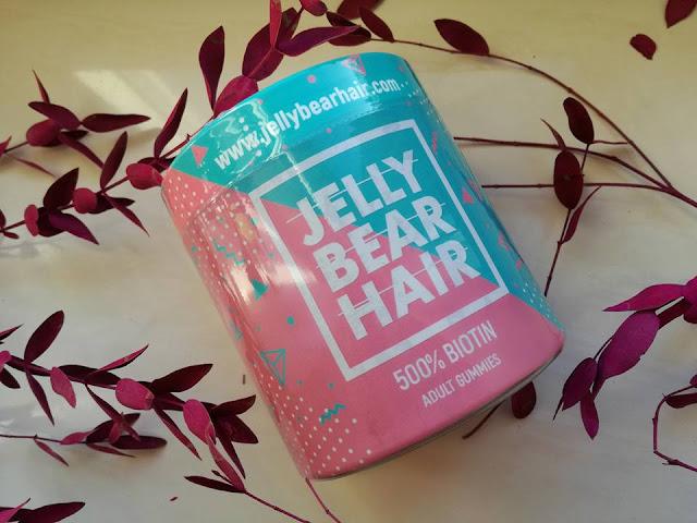 Jelly Bear Hair - suplement hit czy kit?