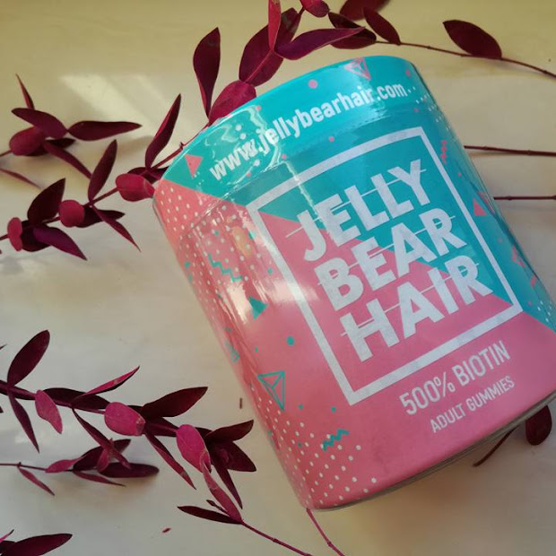 Jelly Bear Hair - suplement hit czy kit?