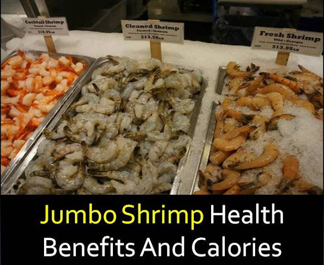 Calories in the variety of shrimp