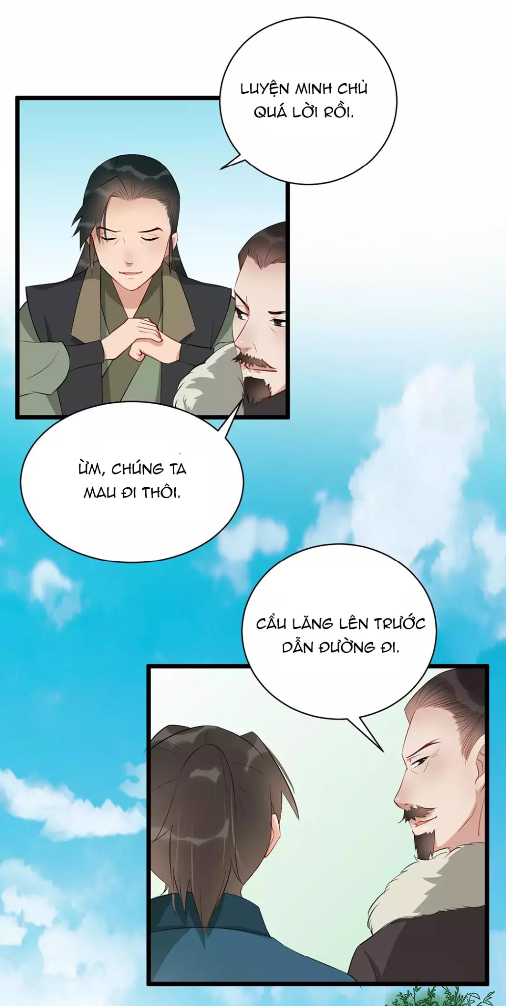Bồng Sơn Viễn chap 42 - Trang 5