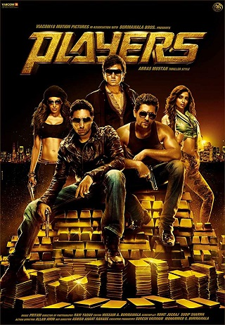 Players 2012 Hindi Full Movie 1.1GB BluRay 720p
