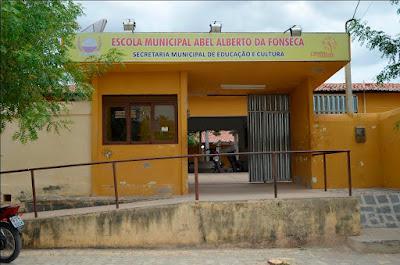 Resultado de imagem para foto da escola abel alberto da fonseca